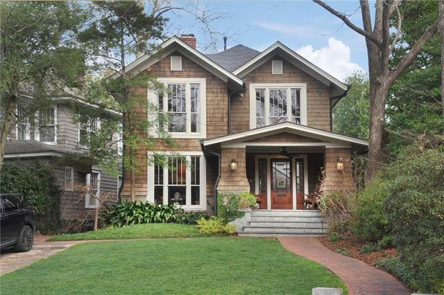 89 Inman Circle NE, Atlanta, GA 30309 (MLS #6779069) :: Dillard and Company Realty Group