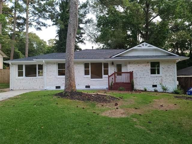 1869 Longdale Drive, Decatur, GA 30032 (MLS #6779072) :: Todd Lemoine Team