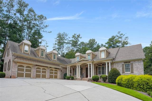 3795 Lamb Drive, Marietta, GA 30064 (MLS #6779075) :: The Cowan Connection Team