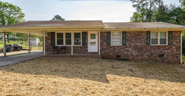 1141 Highland Drive, Marietta, GA 30062 (MLS #6779109) :: Tonda Booker Real Estate Sales