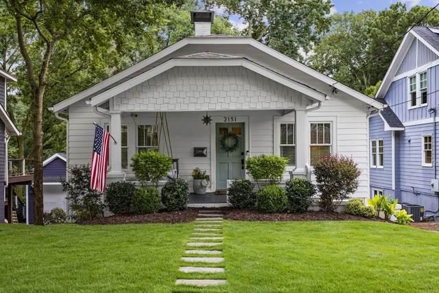 2151 Fairhaven Circle, Atlanta, GA 30305 (MLS #6779111) :: Good Living Real Estate