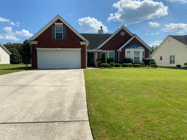 3211 Neal Way, Ellenwood, GA 30294 (MLS #6779120) :: North Atlanta Home Team