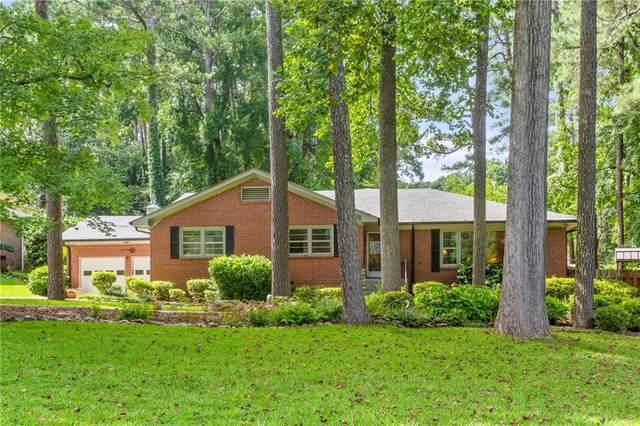 2100 Beaver Road NE, Atlanta, GA 30345 (MLS #6779129) :: Tonda Booker Real Estate Sales