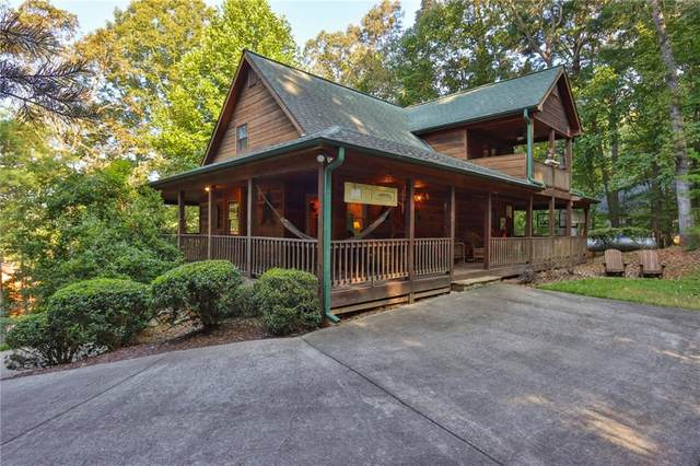 264 Summit Street, Ellijay, GA 30540 (MLS #6779133) :: North Atlanta Home Team