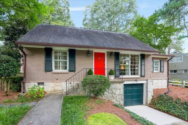 2805 Ridgemore Road, Atlanta, GA 30318 (MLS #6779144) :: North Atlanta Home Team
