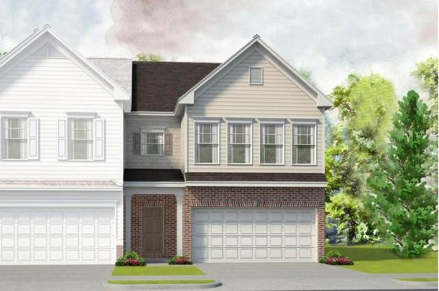 124 Inman Drive #9, Canton, GA 30114 (MLS #6779160) :: Path & Post Real Estate