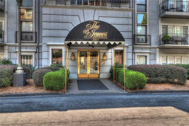 3203 Lenox Road NE #32, Atlanta, GA 30324 (MLS #6779173) :: The Heyl Group at Keller Williams