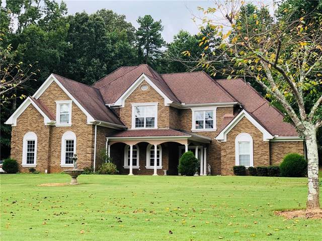 1010 Antrim Glen Drive, Hoschton, GA 30548 (MLS #6779206) :: The Cowan Connection Team