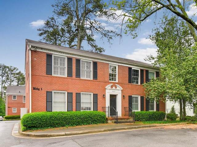 3669 Peachtree Road NE 1C, Atlanta, GA 30319 (MLS #6779227) :: Dillard and Company Realty Group
