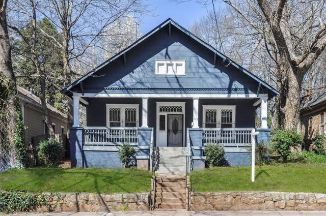 713 Dill Avenue SW, Atlanta, GA 30310 (MLS #6779229) :: The Cowan Connection Team