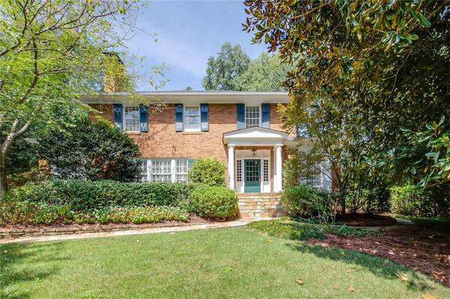 1064 Oakdale Road NE, Atlanta, GA 30307 (MLS #6779248) :: The Butler/Swayne Team