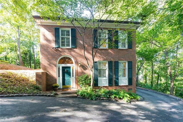 214 Townsend Place NW, Atlanta, GA 30327 (MLS #6779286) :: North Atlanta Home Team