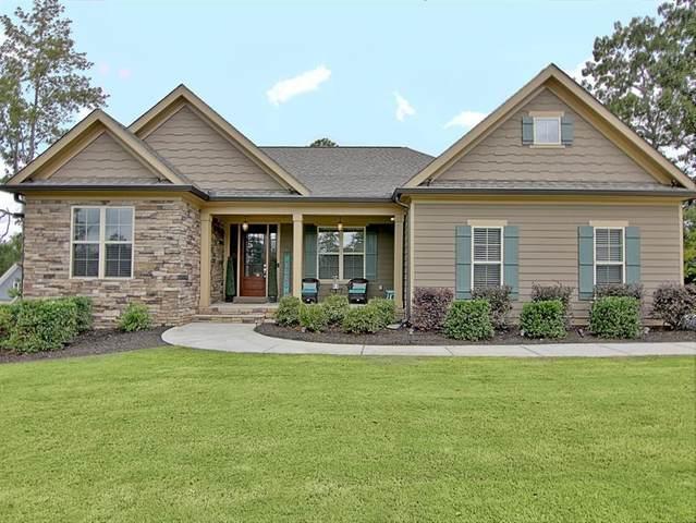 270 Discovery Lake Drive, Fayetteville, GA 30215 (MLS #6779343) :: North Atlanta Home Team