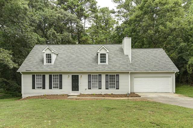 901 Timbervale Lane, Lithonia, GA 30058 (MLS #6779374) :: The Hinsons - Mike Hinson & Harriet Hinson