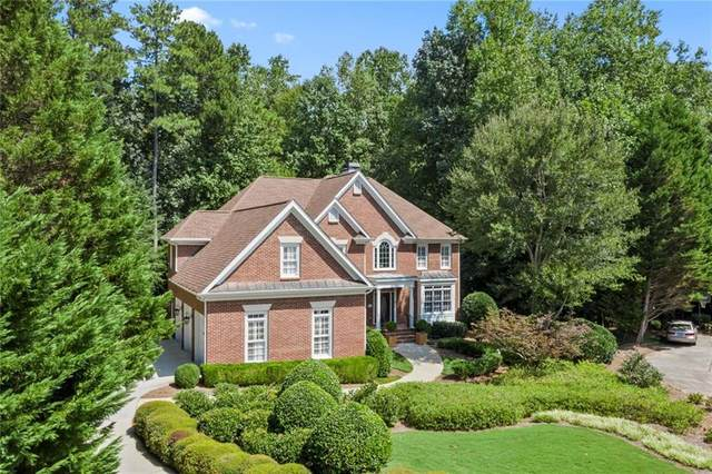 610 Newport Shore, Alpharetta, GA 30005 (MLS #6779380) :: North Atlanta Home Team