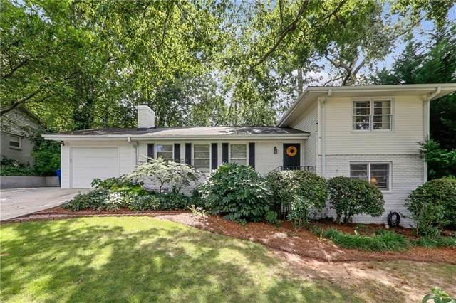 2535 Sharondale Drive NE, Atlanta, GA 30305 (MLS #6779387) :: The Hinsons - Mike Hinson & Harriet Hinson