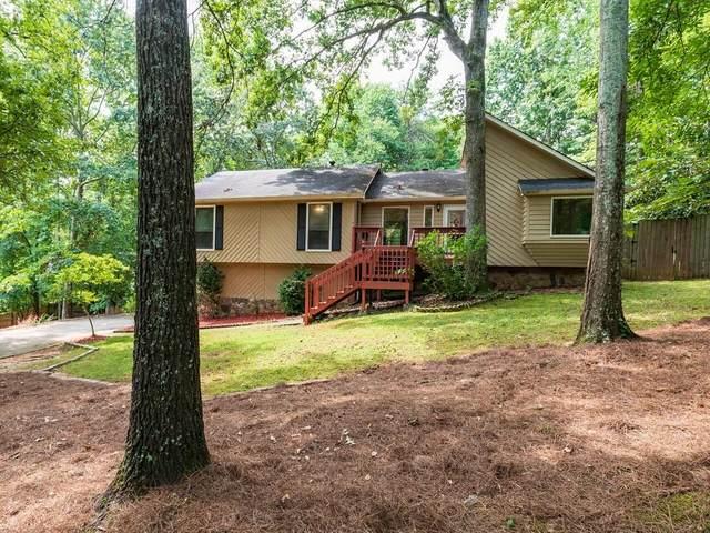 4409 Sweetgum Terrace NE, Marietta, GA 30066 (MLS #6779393) :: North Atlanta Home Team