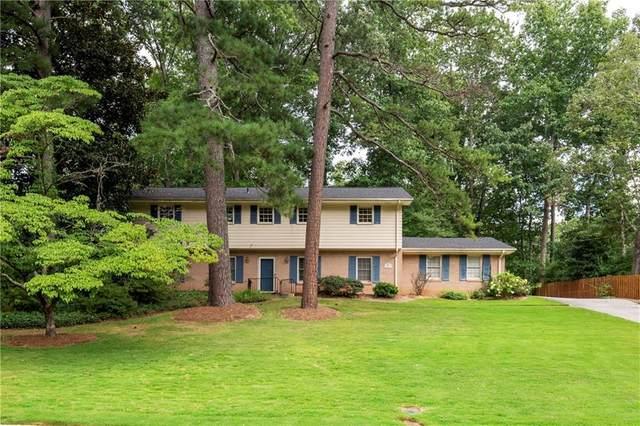 2525 Brookcliff Way NE, Atlanta, GA 30345 (MLS #6779404) :: The Heyl Group at Keller Williams