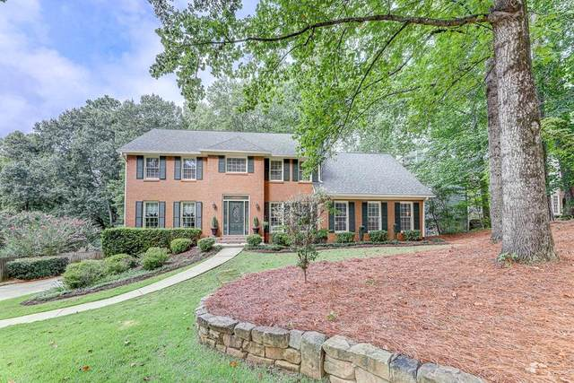 3469 Fox Hollow Drive, Marietta, GA 30068 (MLS #6779407) :: North Atlanta Home Team