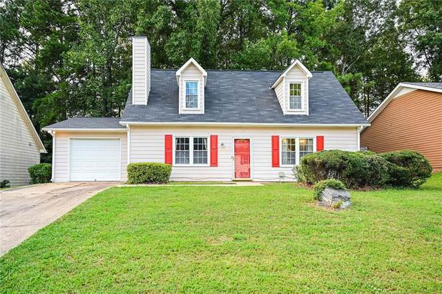 4611 Broadwater Trail, Duluth, GA 30096 (MLS #6779418) :: The Heyl Group at Keller Williams