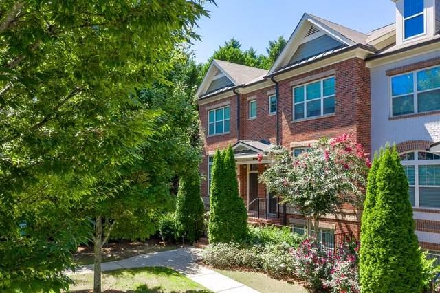 2255 Lavista Court NE, Atlanta, GA 30324 (MLS #6779442) :: Vicki Dyer Real Estate