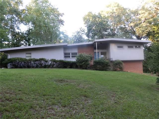 12 Crestwood Drive SW, Rome, GA 30165 (MLS #6779445) :: North Atlanta Home Team