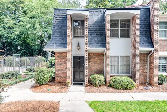 70 Old Ivy Road NE #33, Atlanta, GA 30342 (MLS #6779498) :: The Butler/Swayne Team