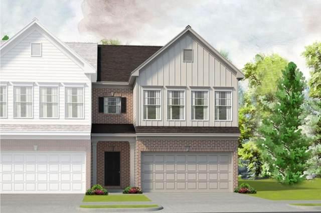 147 Madison Bend #10, Holly Springs, GA 30188 (MLS #6779547) :: North Atlanta Home Team