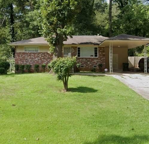2698 Cherry Laurel Lane SW, Atlanta, GA 30311 (MLS #6779550) :: Oliver & Associates Realty
