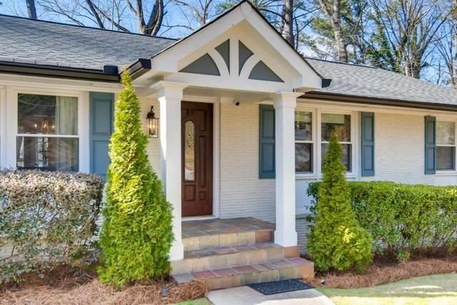 1920 Forest Green Drive NE, Atlanta, GA 30329 (MLS #6779552) :: RE/MAX Prestige