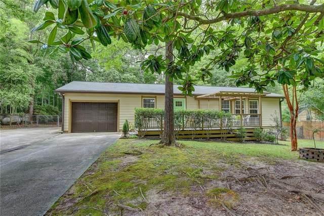 1486 Arnold Drive, Lawrenceville, GA 30043 (MLS #6779557) :: RE/MAX Prestige