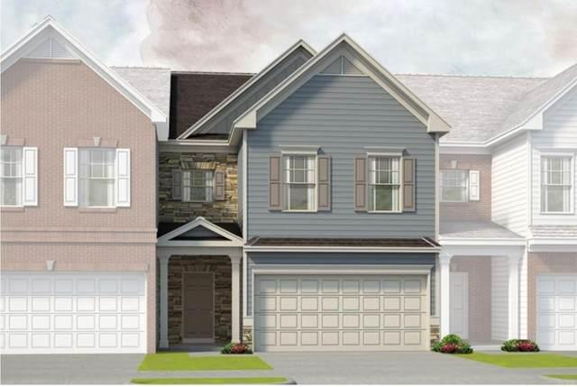 139 Madison Bend #6, Holly Springs, GA 30188 (MLS #6779561) :: North Atlanta Home Team
