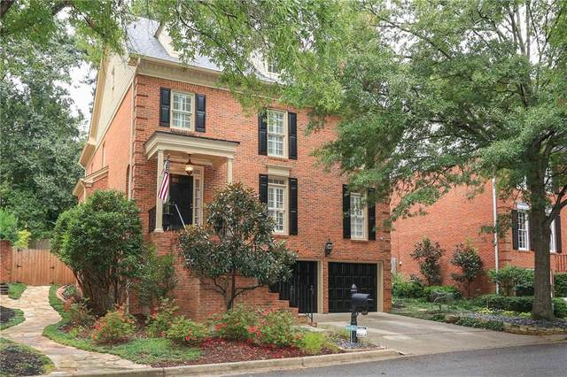 1085 Sheridan Park NE, Atlanta, GA 30324 (MLS #6779602) :: RE/MAX Paramount Properties