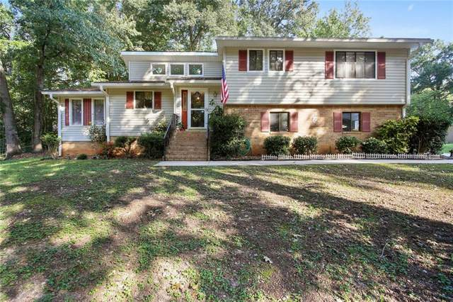 2894 Woodstar Court, Duluth, GA 30096 (MLS #6779620) :: The Heyl Group at Keller Williams