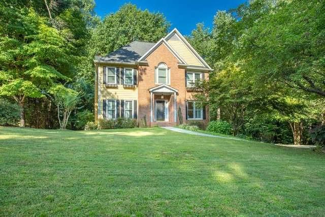 3946 Lorien Way NW, Kennesaw, GA 30152 (MLS #6779637) :: Path & Post Real Estate