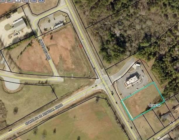 1100 Broad Street, Monroe, GA 30656 (MLS #6779644) :: Rock River Realty