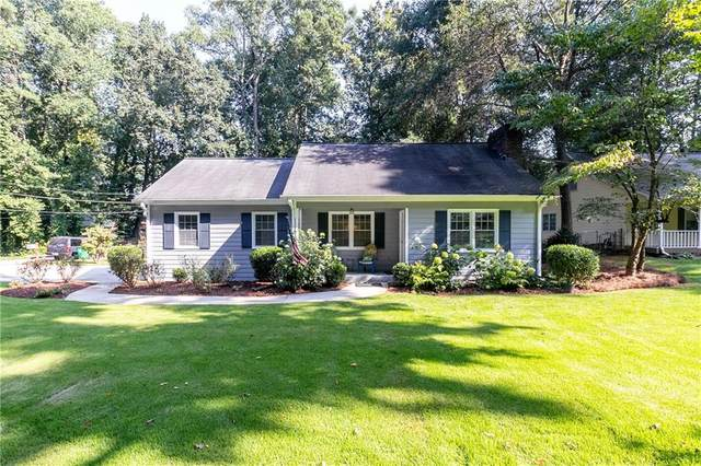 4493 Crest Road, Tucker, GA 30084 (MLS #6779648) :: The Cowan Connection Team
