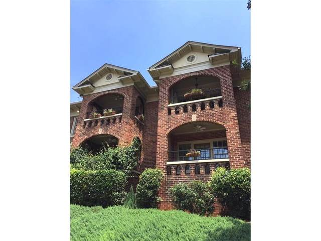 795 Ponce De Leon Place NE C3, Atlanta, GA 30306 (MLS #6779659) :: Oliver & Associates Realty