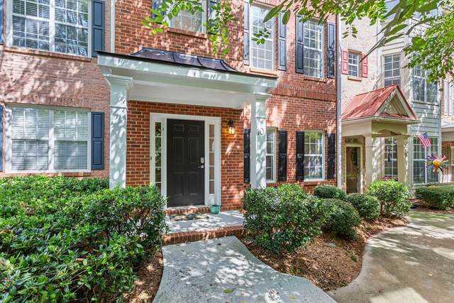 110 S Columbia Drive #10, Decatur, GA 30030 (MLS #6779660) :: The Hinsons - Mike Hinson & Harriet Hinson