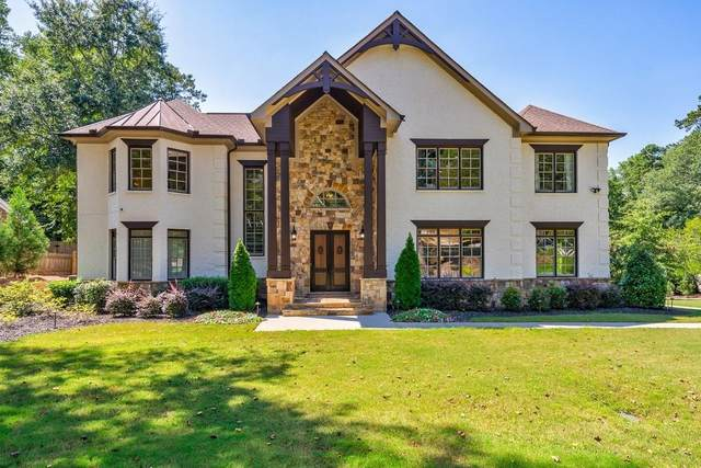 4740 Powers Ferry Road, Sandy Springs, GA 30327 (MLS #6779662) :: The Heyl Group at Keller Williams