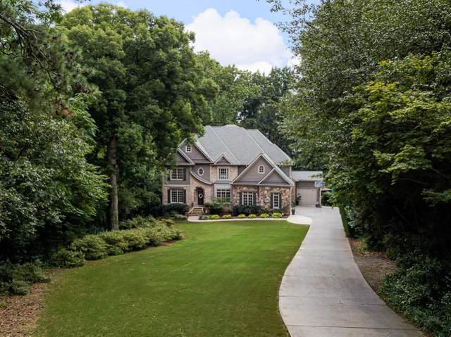 1731 Harts Mill Road NE, Atlanta, GA 30341 (MLS #6779664) :: North Atlanta Home Team