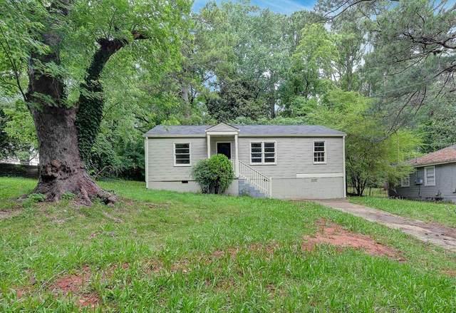 55 Baker Drive SW, Atlanta, GA 30354 (MLS #6779678) :: Kennesaw Life Real Estate
