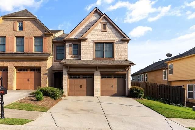 4964 Berkeley Run Crossing, Peachtree Corners, GA 30092 (MLS #6779691) :: Scott Fine Homes at Keller Williams First Atlanta