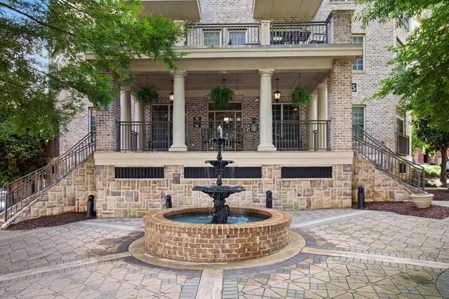 1055 Piedmont Avenue NE #316, Atlanta, GA 30309 (MLS #6779709) :: RE/MAX Paramount Properties