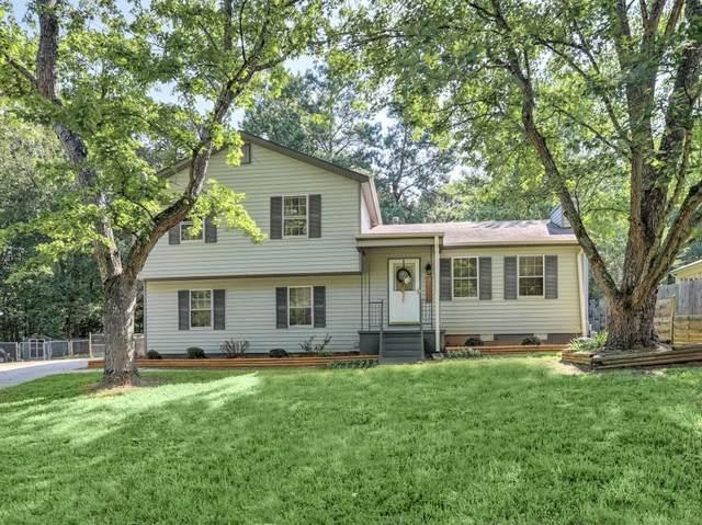3029 Butler Creek Road NW, Kennesaw, GA 30152 (MLS #6779720) :: North Atlanta Home Team