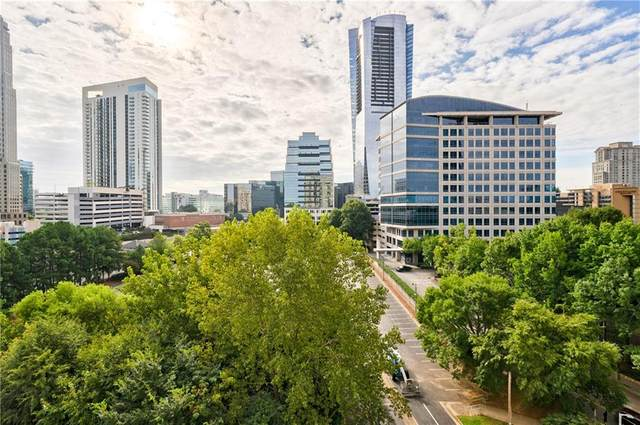 3334 Peachtree Road NE #512, Atlanta, GA 30326 (MLS #6779733) :: The Zac Team @ RE/MAX Metro Atlanta
