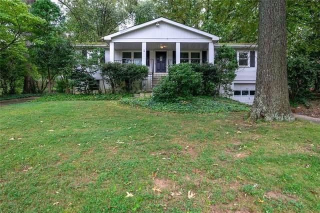 1098 Azalea Circle, Marietta, GA 30062 (MLS #6779737) :: North Atlanta Home Team