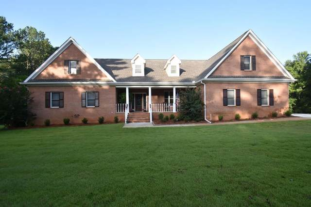 1557 Martin Nash Road SW, Lilburn, GA 30047 (MLS #6779748) :: Tonda Booker Real Estate Sales