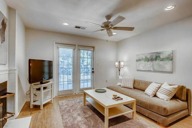 3655 Habersham Road NE #120, Atlanta, GA 30305 (MLS #6779765) :: The Butler/Swayne Team
