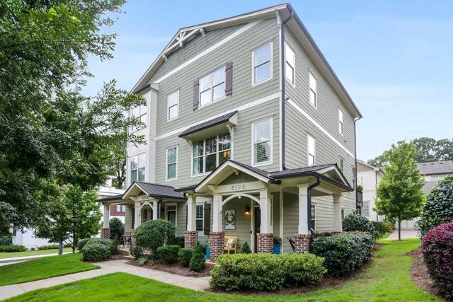 659 East Avenue NE B, Atlanta, GA 30312 (MLS #6779766) :: North Atlanta Home Team